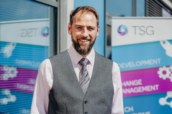 TSG Appoints Andy Delaney as new CEO