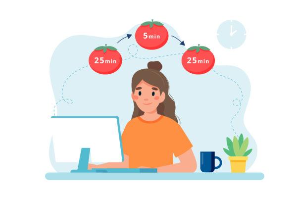 Can a Tomato stopprocrastination? – Blog by James Baker