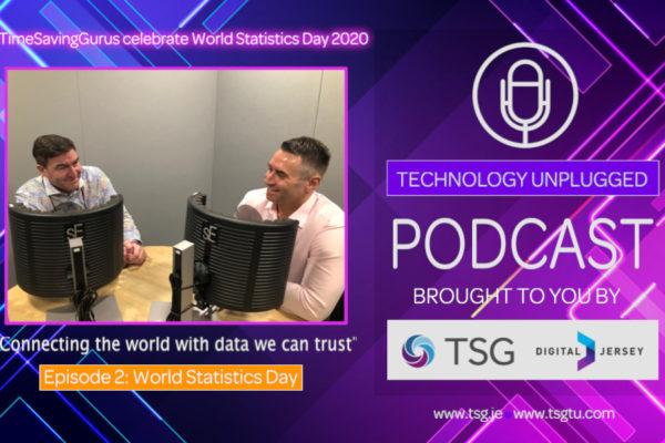 #TimeSavingGurus Celebrate World Statistics Day with TSGTU Podcast